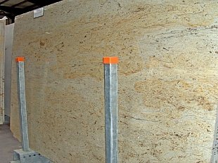 Golden River Light granite