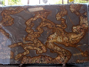 Snake Brown granite