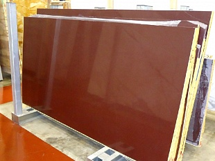 Rosso Rupas or Rubino marble